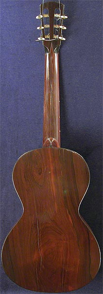 Early Musical Instruments part of the Bruderlin Collection, antique Guitar by D & A Roudhloff