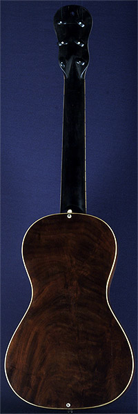 Early Musical Instruments part of the Bruderlin Collection, antique Romantic Guitar by Carlo Bergonzi early 1800s