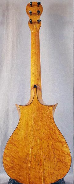 Early Musical Instruments part of the Bruderlin Collection, antique Romantic Guitar by Louis Nicholas Vissenaire around 1820