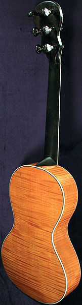 Early Musical Instruments part of the Bruderlin Collection, antique Romantic Guitar by Johanning & Ferry around 1820